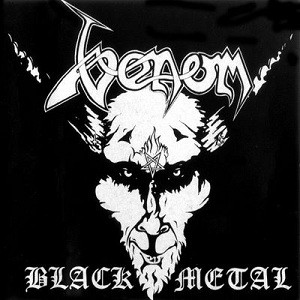 Venom Black Metal golden age of metal 1982 duh-guitars.com